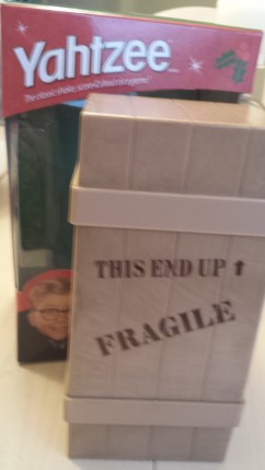YAHTZEE®: A Christmas Story™ Collector's Edition