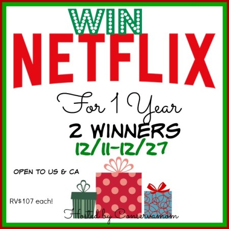 Netflix for a Year Giveaway #win #prizes #sweepstakes A Medic's World