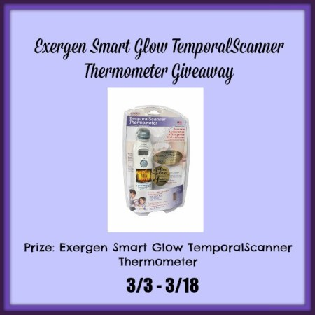 Temperature Thermometer Giveaway