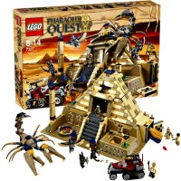 Lego Curse of the Pharoah Pyramid