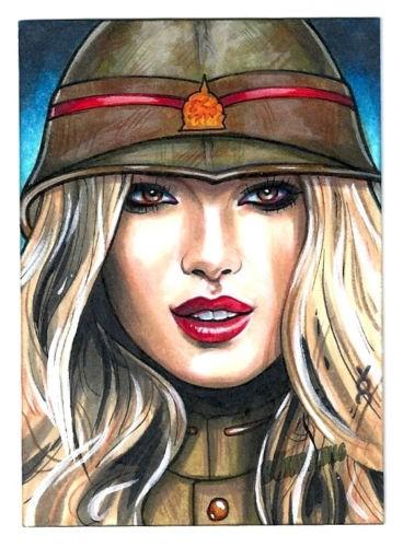 Veronica O'Connell Women of War