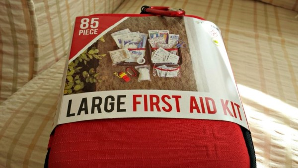 Disaster Preparedness Kit 85 Piece First Aid Kit