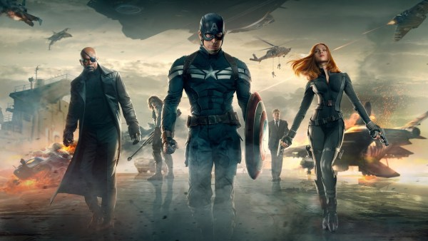Captain America:  The Winter Soldier 5-Minute Movie Review from A Medic's World