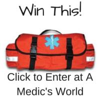 First Responder Trauma Bag Giveaway