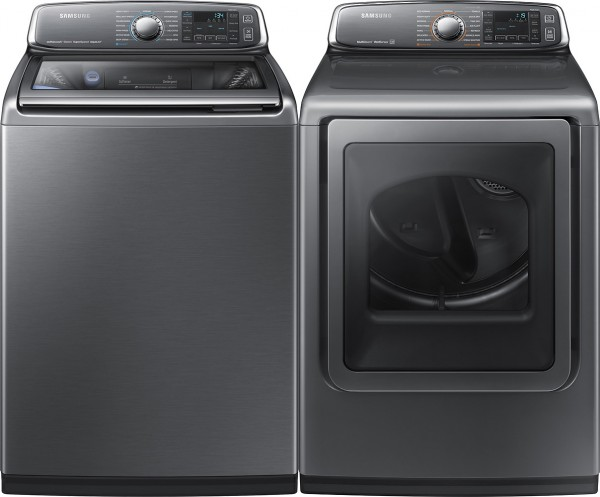 Samsung Washer and Dryer Review from Best Buy, Amazing set with tons of features, definitely a product to be in your home ~Tom