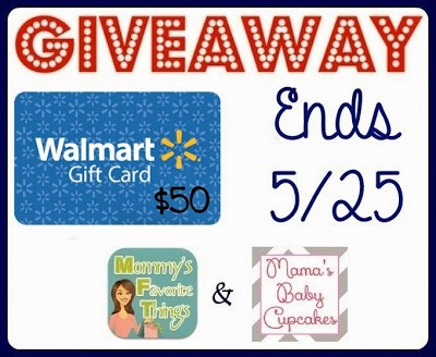 $50 Walmart Gift Card Open to the US and Canada Ends 5/25