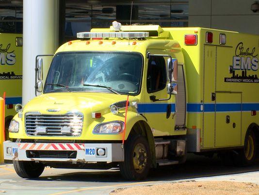 Cleveland EMS Ambulance