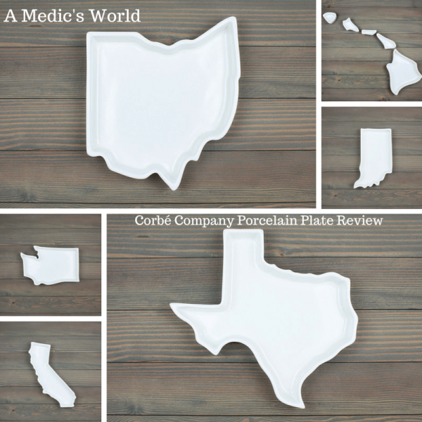 The Corbe Company offers unique and stylish Porcelain Plates from each of the states here in the US. They also offer World Plates, perfect for any decor.