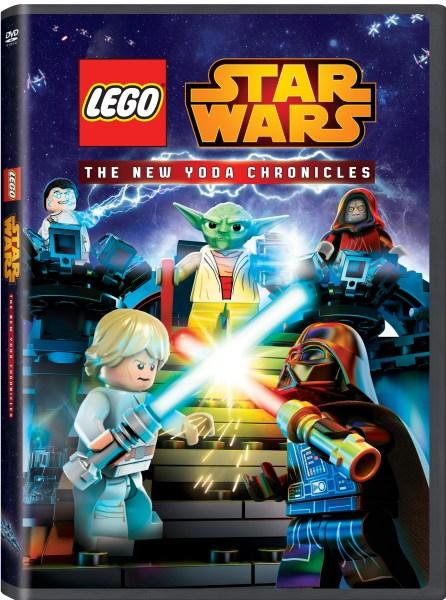 Lego Star Wars: The New Yoda Chronicles - On DVD 9/15