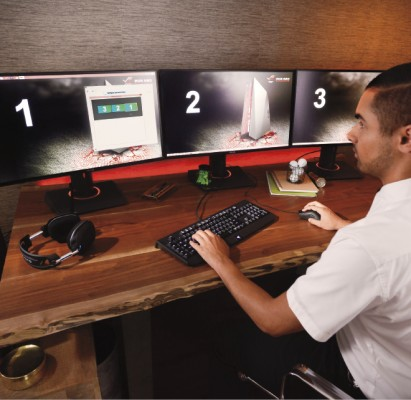 Escape The Stress And Build A Man Cave With Best Buy #mancave @BestBuy