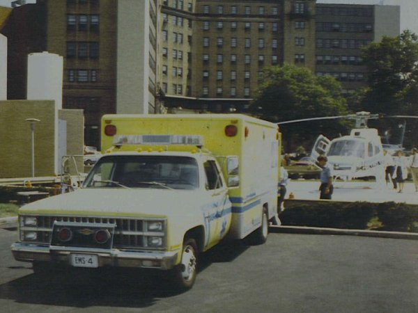 Cleveland EMS - 40 Years Ago Today Was Their First Call What an amazing achievement for a fantastic City. So proud to say I was part of some of it.