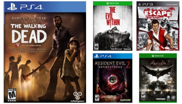 5 Video Games To Consider for Halloween - What recommendations would you have?