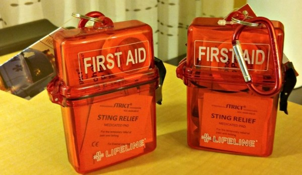 Portable First Aid Kit Giveaway - 2 Winners! - Ends 10/29 Evertyone should have a first aid kit, A Medic's World feels this is something you should enter to win one for yourself. ~Tom