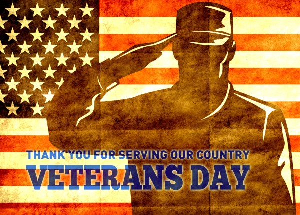 Serving my Country was an Honor - Happy Veterans Day