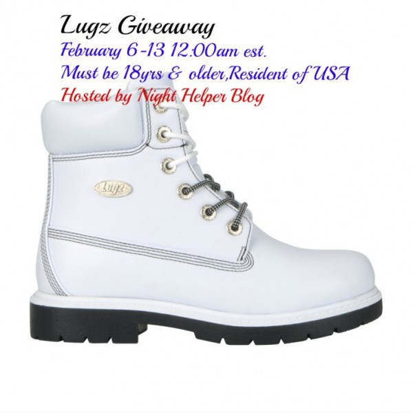 Lugz Shifter Women's Boots Giveaway - Ends 2/13