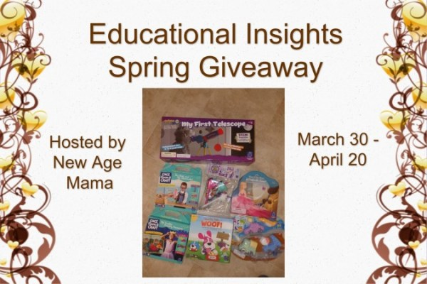 Educational Insights Games Giveaway Ends 4/20 Good Luck from Tom's Take On Things