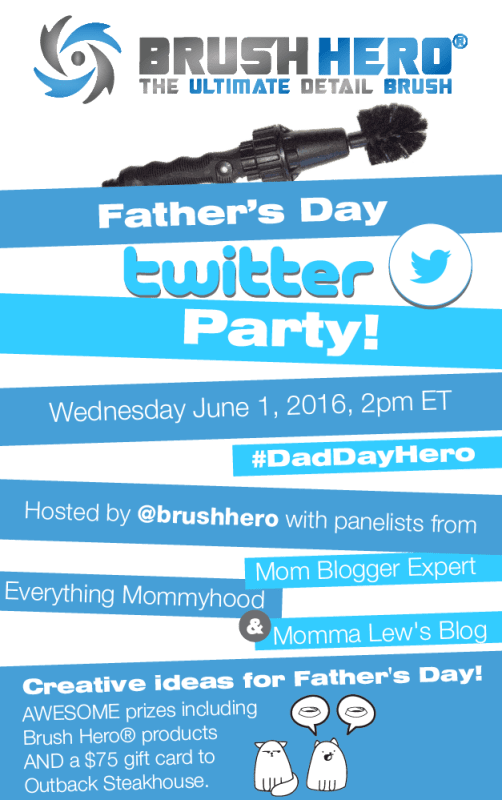 Detailing Made Easy for your Car, Truck, or SUV with Brush Hero Join Us for the Twitter Party, and win some prizes!