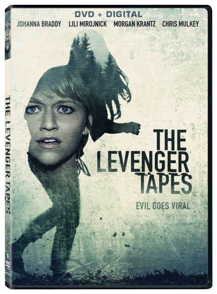 Horror awaits those on a getaway in The Levenger Tapes