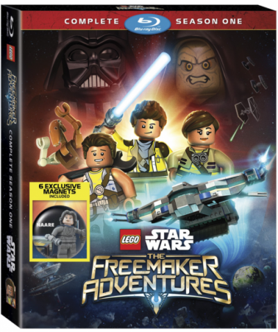 LEGO STAR WARS: The Freemaker Adventures Season One comes out December 6th