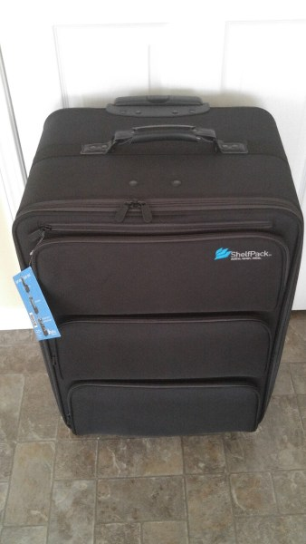 4 reasons why you will love this suitcase from ShelfPack