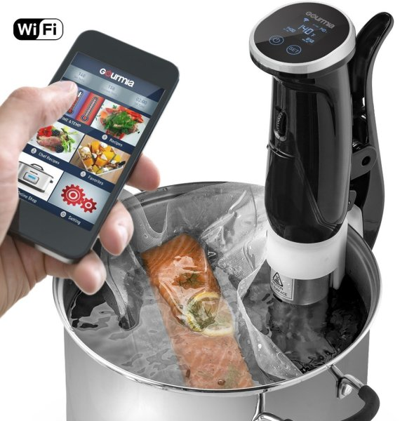 Gourmia Sous Vide Giveaway ~ Take Cooking To A New Level Ends 7/31 Great addition to any kitchen