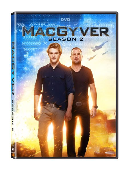 MacGyver Season 2 DVD Giveaway Ends October 8th