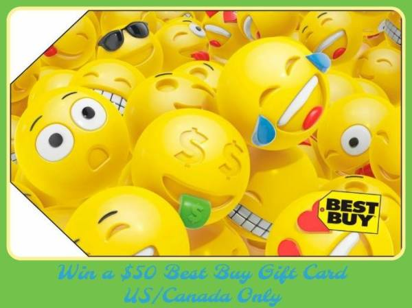 $50 Best Buy Gift Card Giveaway Ends 10/13 So many good things there, what would you buy?
