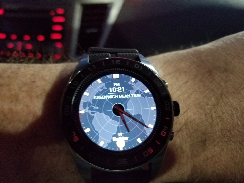 LG W7 Smartwatch Review from Best Buy