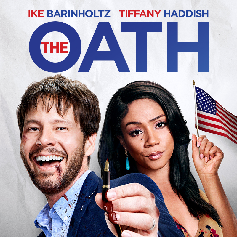 The Oath arrives out on DVD January 8th