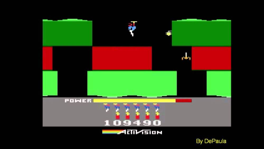 Helicopter Emergency Rescue Operation part of my My Top 5 Atari 2600 Games Ever