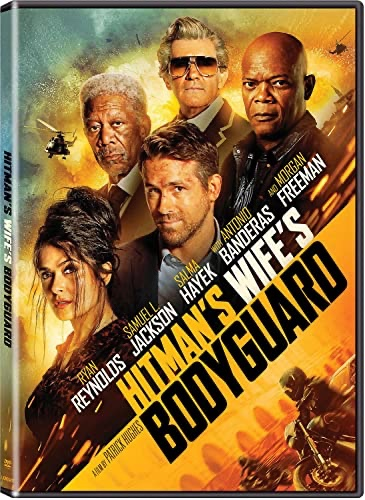 The Hitman's Wife's Bodyguard DVD Giveaway