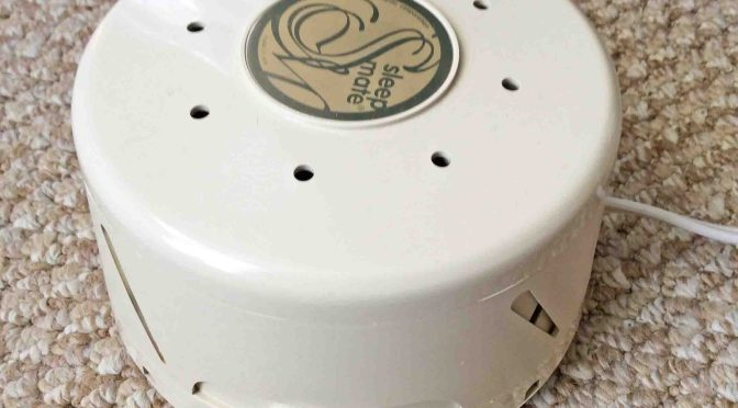 Marpac Dohm SleepMate 980A Sound Conditioner Review