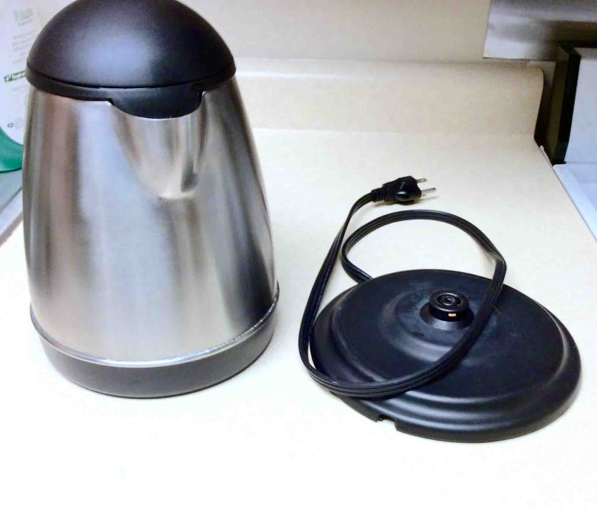 How To Clean Electric Kettle With Baking Soda Tom S Tek Stop