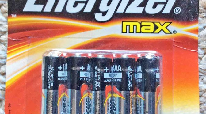 Energizer Max Battery Review, AA, AAA, C, and D Sizes