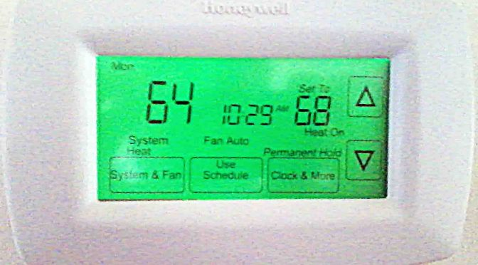 Honeywell RTH7600D Programmable Thermostat Review