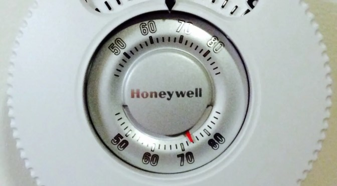 Honeywell T87N1026 Large Dial Thermostat Review