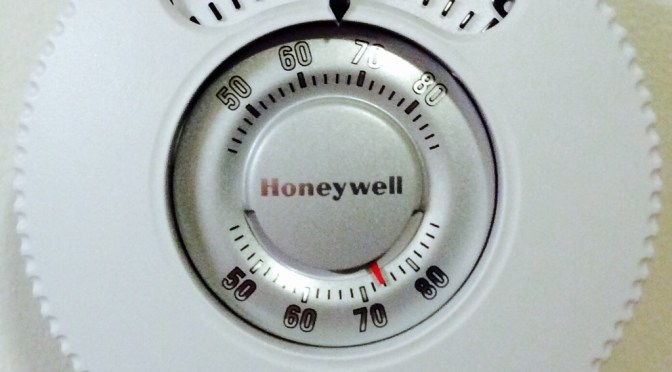 Honeywell T87N1026 Large Dial Thermostat for Low Vision Users Review