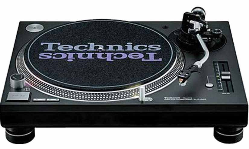 Technics SL-1200 MK5 Turntable Review