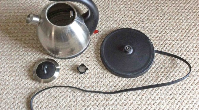 Hamilton Beach Electric Kettle 40891 Review