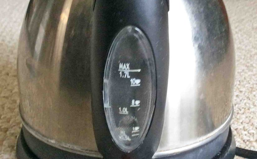 How to Clean an Electric Kettle Safely