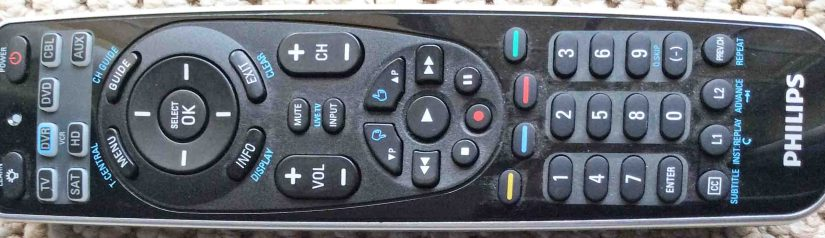 Philips Universal Remote SRP5107 Review