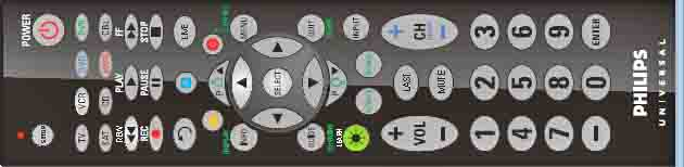 Philips SRU4208WM/17 Universal Remote Review