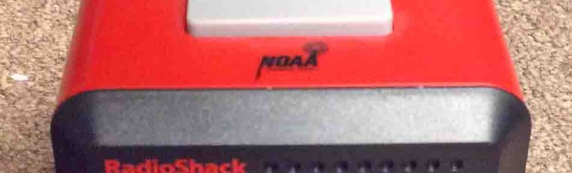 Radio Shack NOAA Weather Alert Radio Cube 12-500 (12500) Review