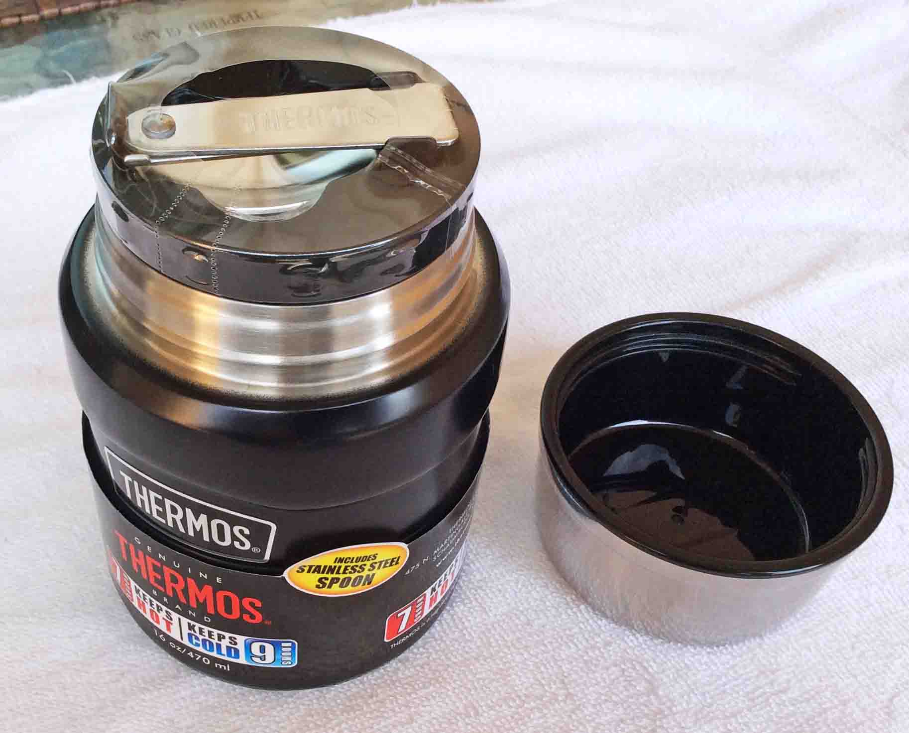 thermos food jar thermos vacuum insulated 16 oz food jar review tom s tek 30651