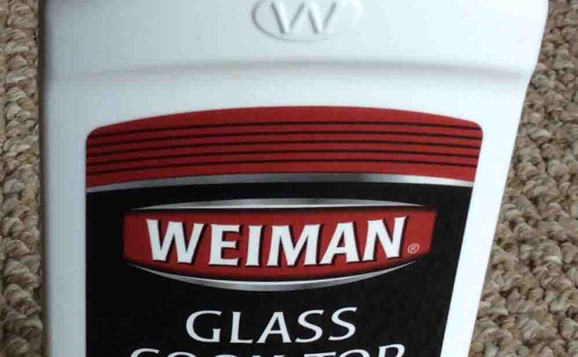 Weiman Glass Cook Top Cleaner & Polish Review