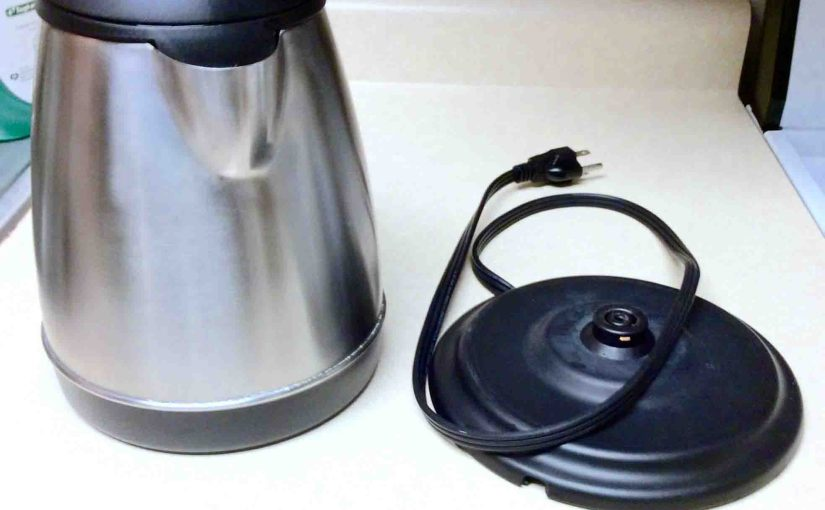 Chef's Choice Electric Kettle 677-2 Review