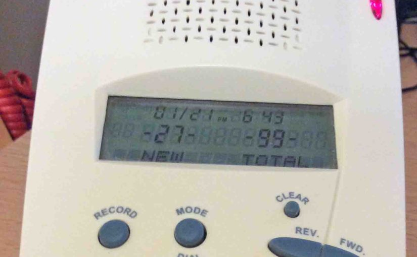 ClassCo 9900CW Talking Caller Id Review