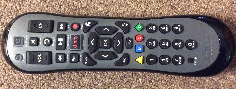 Xfinity Remote Reset Xr2 U2 Instructions Tom S Tek Stop