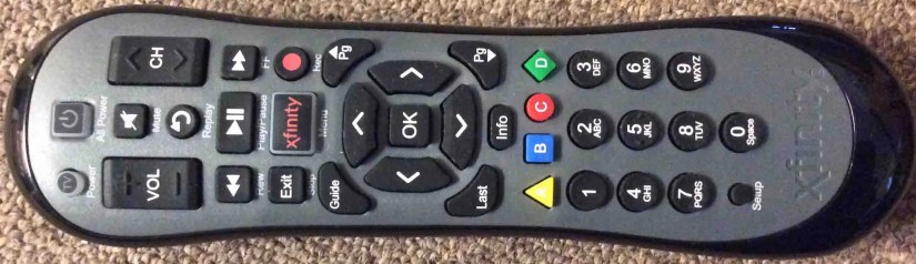 Xfinity XR2 U2 Comcast Remote Control Review