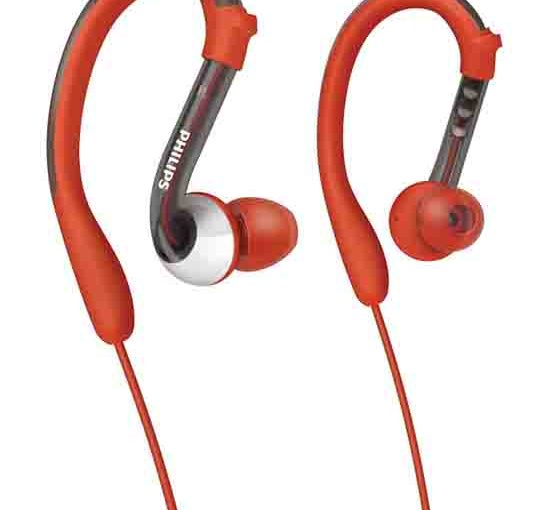 Philips SHQ3000 Earphones Action Fit Earhook Sports Headphones Review